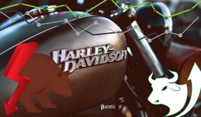 Harley-Davidson Hisseleri Sene Başından Bu Yana %50'ye Yakın Geriledi