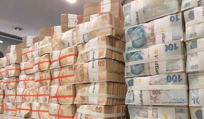 Hazine ve Maliye Bakanlığı Önümüzdeki 3 Ay 82 Milyar Liralık İç Borçlanma Yapacak