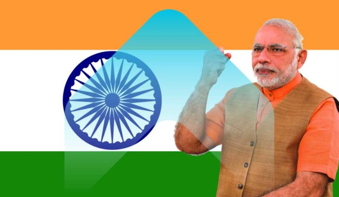 Hindistan için Çizilen İyimser Tabloda %7 Büyüme Mümkün