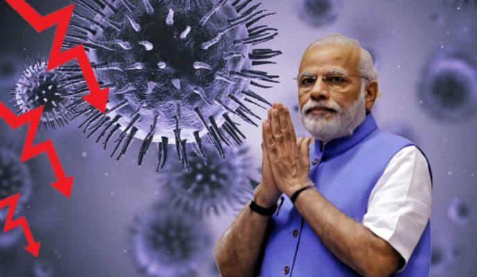 Hindistan Karamsar Ekonomik Tahminlerin Ortasında Virüs Karantinasını Uzattı
