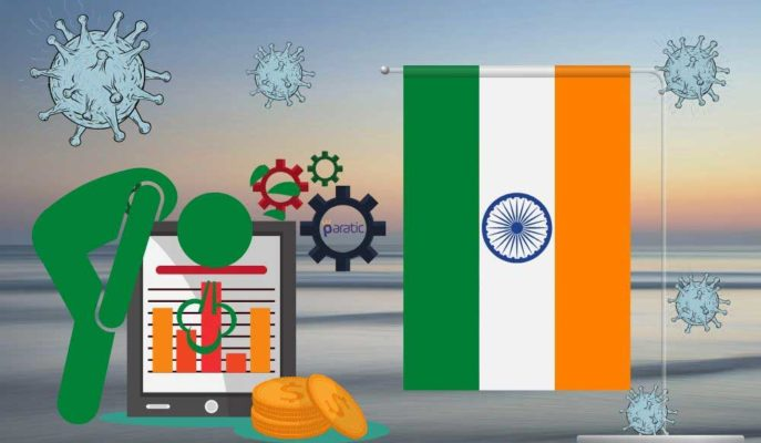 Hindistan Vaka Sayısı Az Olsa da Ekonomi Olarak Zorlanıyor