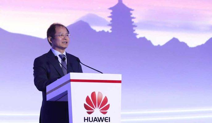 Huawei Başkanı Xu Şirketin 2019 Yılını Değerlendirdi