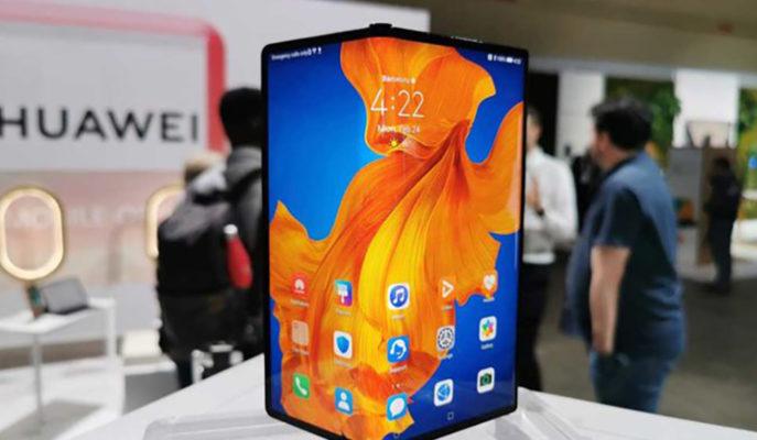 Huawei'nin El Yakan Telefonu Mate XS, Türkiye'ye Gelir Gelmez Tükendi
