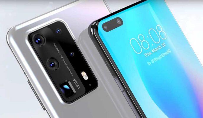 Huawei P40 Ailesi için Kamera Çözünürlüğünü Yükselten Güncelleme Yayınlandı
