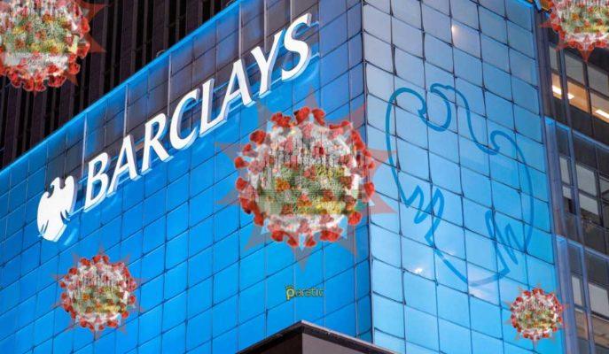 İngiliz Barclays 2020 İlk Çeyreğinde Yüzde 42 Kâr Düşüşü Bildirdi