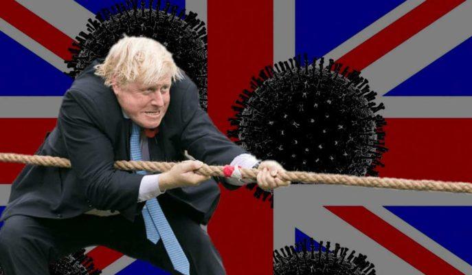 İngiltere Maliye Bakanı Sunak'ın %30 Daralma Uyarısı Gerçekçi Görünüyor