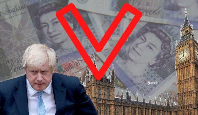 İngiltere'de İşsizlik %10,5'e Çıkarken Ekonomi %7,2 Daralacak