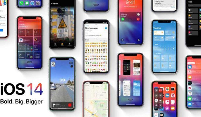 iOS 14 ile Gelecek Yeni Özellikler Konsept ile Gösterildi