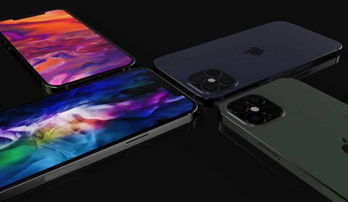 iPhone 12 Pro Max İşte Böyle Görünecek!