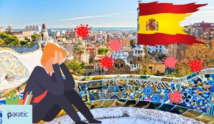 İspanya'da İşsizlik Oranı İlk Çeyrekte %14,4'e Yükseldi