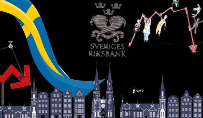 İsveç Ekonomisi En Az Diğer Avrupa Ülkeleri Kadar Risk Altında