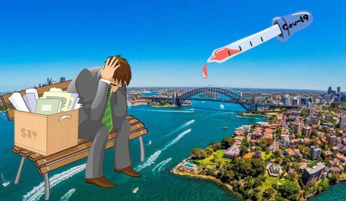 Koronavirüs Avustralya'da İşsizliği 30 Yılın En Yükseğine Çıkarabilir