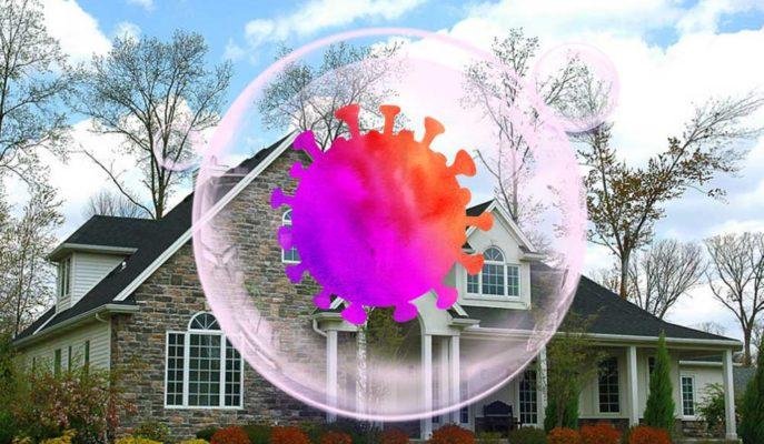 Koronavirüs Krizi ABD'nin Kira Balonunu Patlatabilir