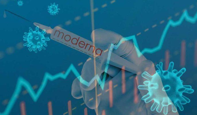 Koronavirüs Moderna Hisselerine %160 Yükseliş, Yatırımcısına Milyarderlik Getirdi