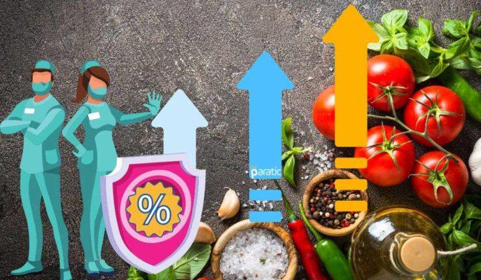 Koronavirüs Salgınıyla Mücadele Edilirken Gıda Fiyatları %1,23 Arttı