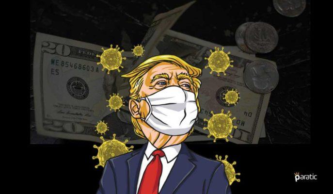 Koronavirüste Zirveyi Aşan ABD, Daha Kötü Ekonomik Verilere Hazırlanmalı