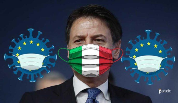 Koronavirüsün Sürdüğü İtalya'da Başbakan Euro Bölgesi'ne Tahvil İhracı Önerdi