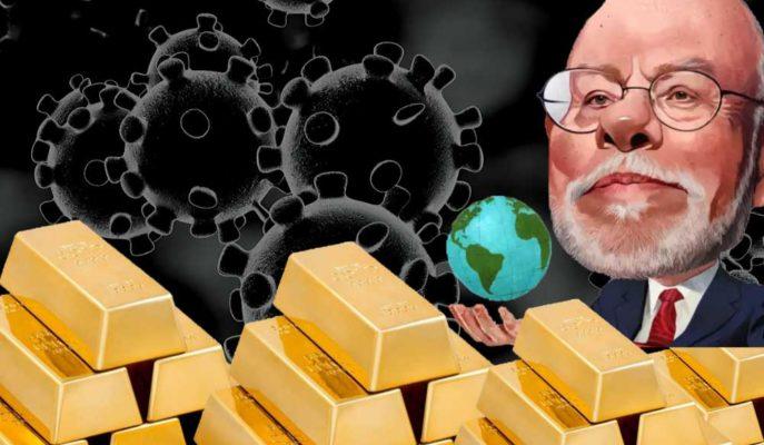 Küresel Piyasalar için Sert Düşüş Öngören Milyarderden Altın Tavsiyesi