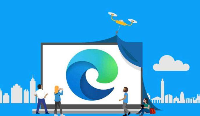 Microsoft Edge Tarayıcısı Chrome'un İlk Alternatifi Haline Geldi