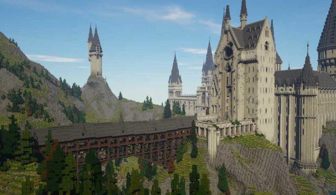 Minecraft için Harry Potter Temalı Ücretsiz Mod Yayınlandı