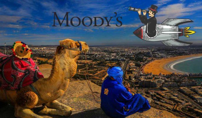 Moody's Önemli Afrika Bankacılık Sistemleri için Görünümü Düşürdü