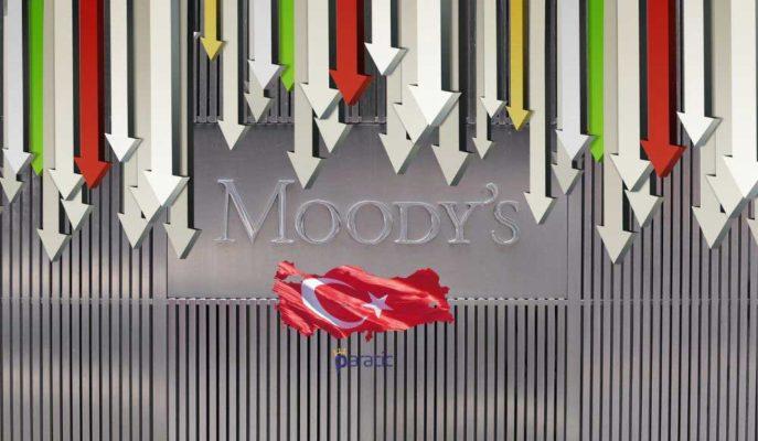 Türkiye'nin Ödemeler Dengesindeki Bozulmaya Dikkat Çeken Moody's KrediNotunu Düşürebilir