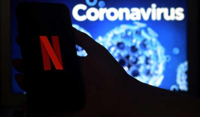 Netflix, COVID-19 ile Mücadeleye Destek Vermeye Devam Ediyor