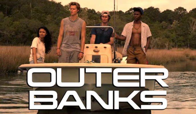 Netflix Gençlere Yönelik Yeni Dizisi Outer Banks'ı Duyurdu