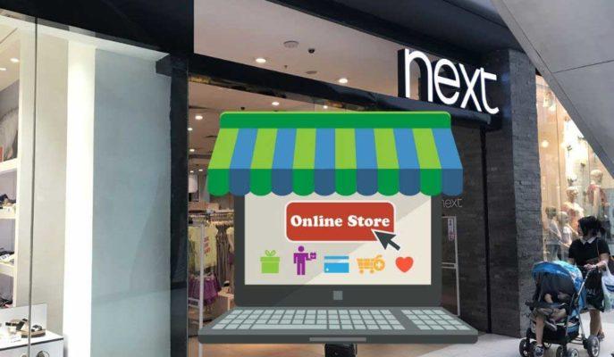 İngiliz Perakende Mağazaları Next, Online Satışlarına Yeniden Başlıyor