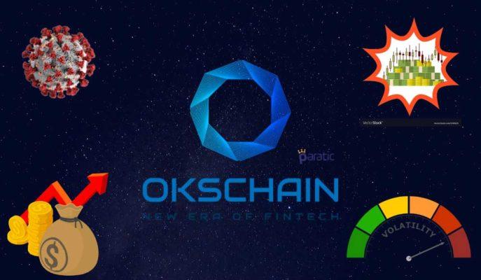 Okschain, Nisan'da Aşırı Oynaklık Gösterirken Yüzde 900 Kazandırdı
