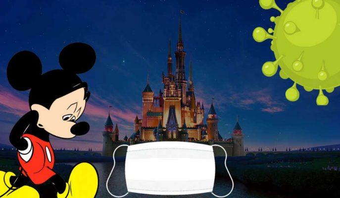Pandeminin Vurduğu Disney Hisseleri Negatif Değerlendirmelerle Düştü
