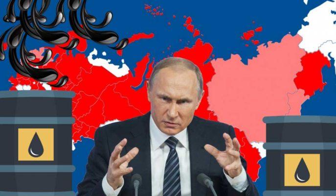 Petrol Fiyatlarındaki Çöküşe Karşı En Savunmasız Ülke Rusya