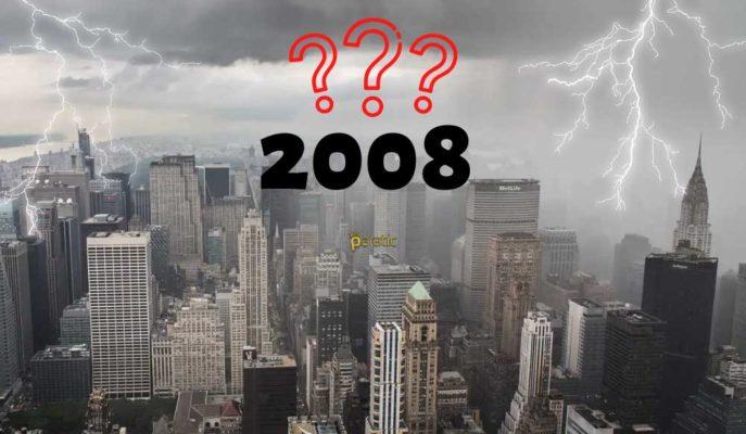 Piyasadaki Bir Stres Ölçüsüne Göre 2008 Trendleri Tekrarlanıyor