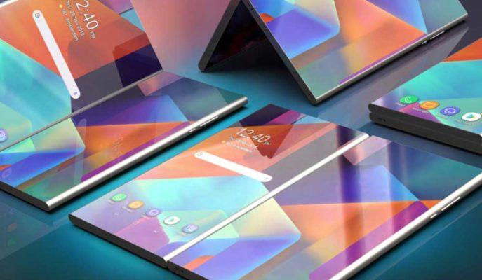 Qualcomm Parmak İzi Teknolojisini Katlanabilir Telefonlara Getiriyor