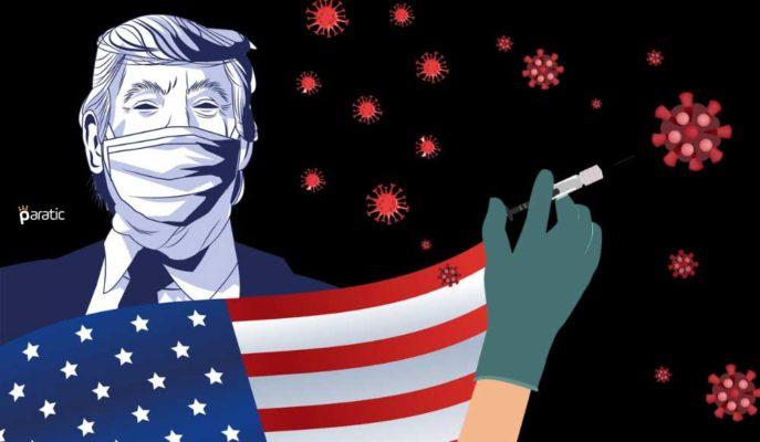 Salgın Artışının Düştüğünü Duyuran ABD Kötü Gelen Verilerle Boğuşuyor