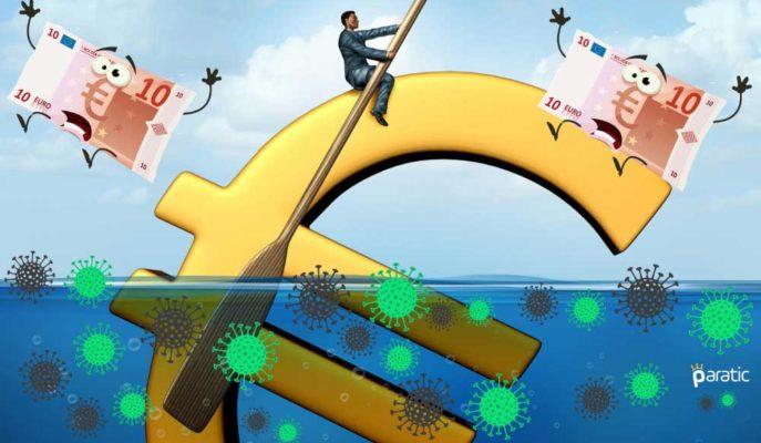 Salgın Kriziyle Mücadele Eden Euro Bölgesi'nde Enflasyon Düştü