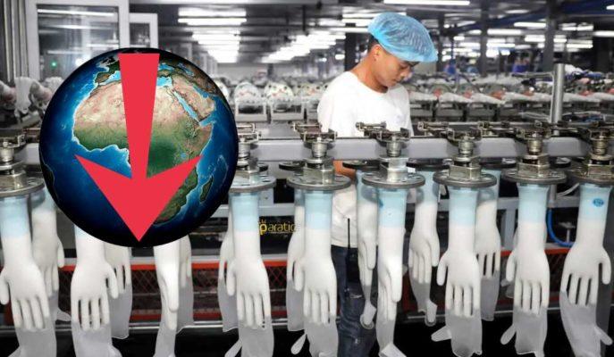 Salgınla Yavaşlayan Küresel Talep, Çin'in İmalat Sektörünü Etkiliyor