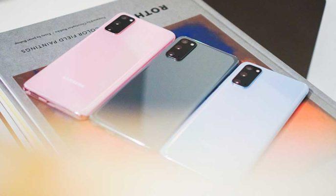 Samsung Galaxy S20 Serisi Coronavirus Etkisiyle Beklentilerin Altında Kaldı