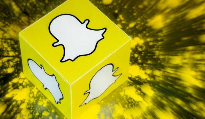 Snapchat Salgın Etkisiyle Yılın İlk Çeyreğinde Aktif Kullanıcı Sayısını Artırdı