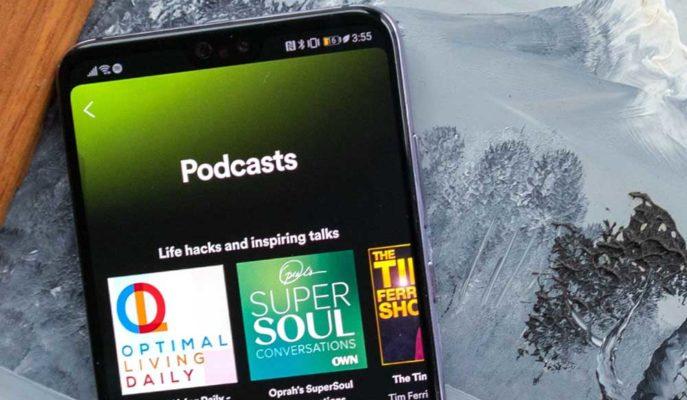 Spotify Kullanıcılarına Podcast Önerileri Sunacak
