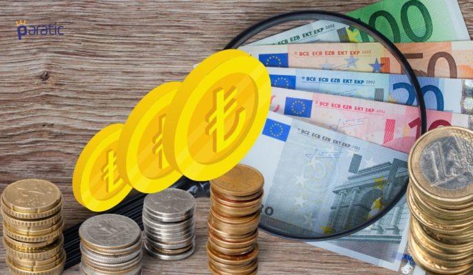 Sterlin ve Euro Kurları Son Bir Ayın En Yükseğine Ulaştı