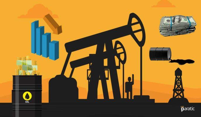 Talepteki Düşüş Sürerken, Petrol 20 Dolar Bandında İstikrar Gösteriyor