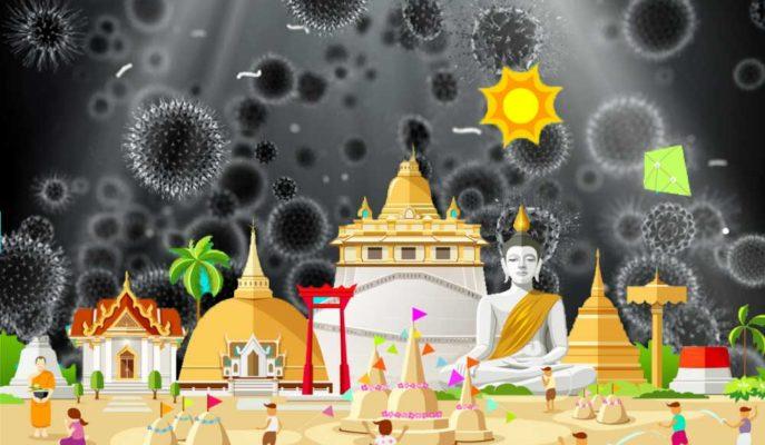 Tayland Ekonomisine Virüs Darbesi: Turist Gelişleri %76 Düştü