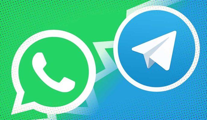 Telegram Aylık Kullanıcı Sayısı ile WhatsApp'ın En Güçlü Rakibi Olmaya Devam Ediyor