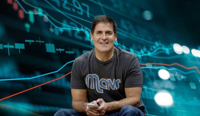 Tercihini Nakitten Yapan Mark Cuban, Piyasa için Uzun Vadede İyimser