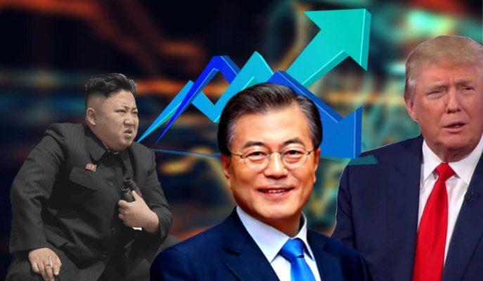 Trump'ın Güney Kore'nin Teklifini Reddetmesiyle Hisseler Geriledi