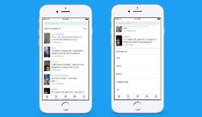 Twitter, Konum Özelliğini Keşfet Bölümüne Getirdi