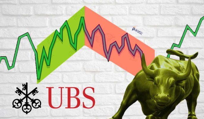 UBS İlk Çeyrek Kârındaki %40'lık Artışı Volatiliteye Borçlu