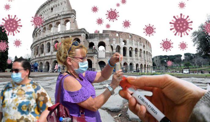 Uluslararası Turizmin Yasak Olduğu İtalya'da Ülke İçi Seyahat Desteklenecek