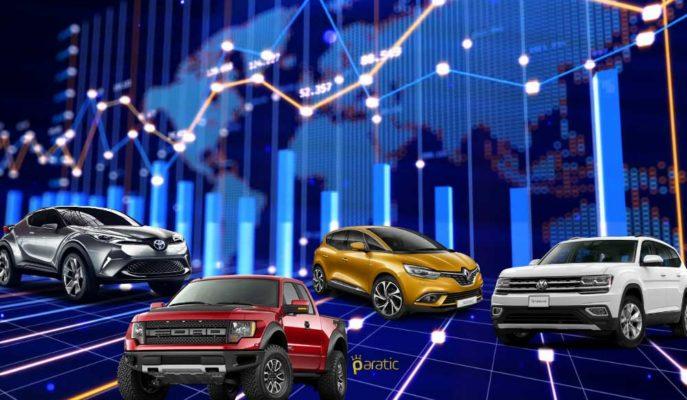 Üretime Yeniden Başlayacak Otomotiv Şirketlerinin Hisseleri Toparlanıyor